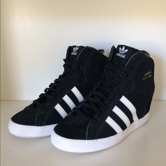 c70172f1 Adidas Basket Profi Wedge Sneakers